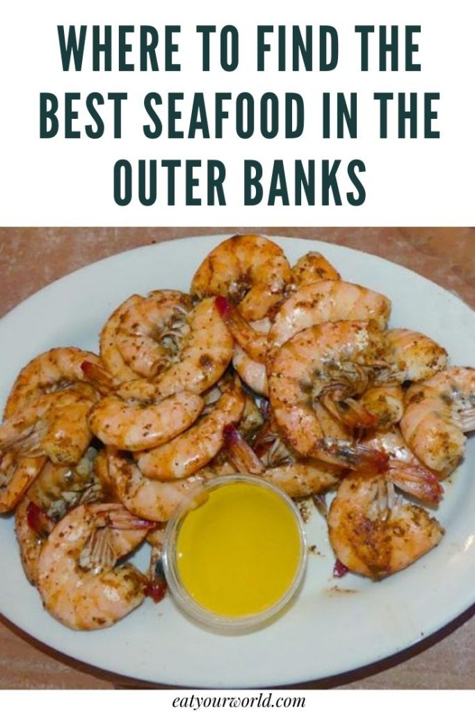 Where to find steamed shrimp and more in the Outer Banks, NC
