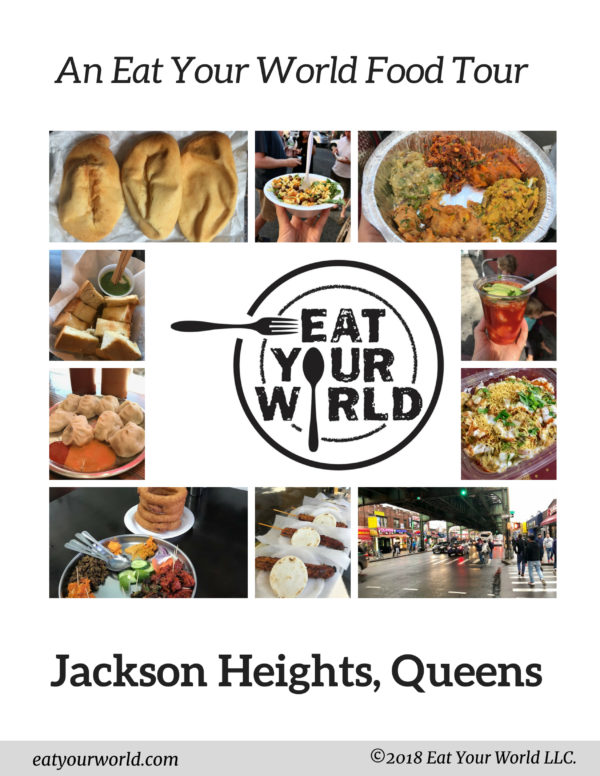 This self-guided Jackson Heights food tour takes you through 10 favorite Queens spots at your own leisure.