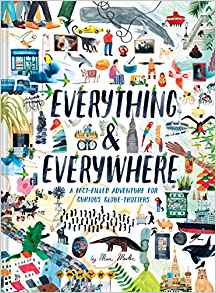 Everything & Everywhere is a great book for kids.