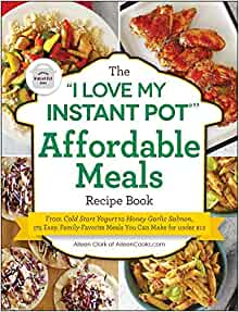 Instant Pot recipe books