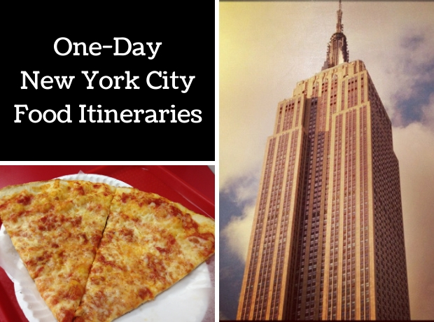 What to eat in 24 hours in NYC? These one-day food itineraries can answer your questions.