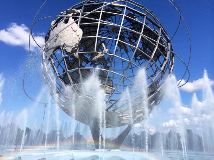 Unisphere in Flushing, Queens
