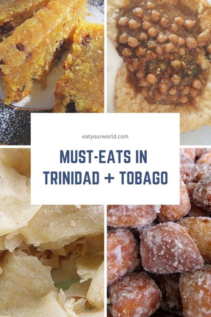 Must-eats in Trinidad + Tobago