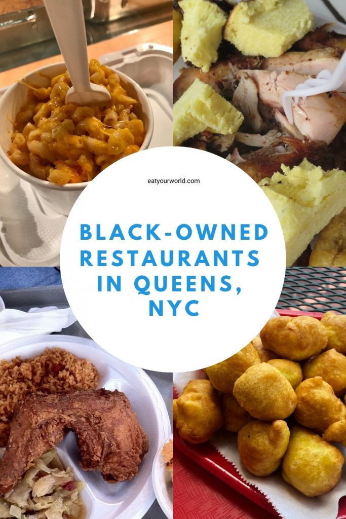 A roundup of Black-owned restaurants in Queens