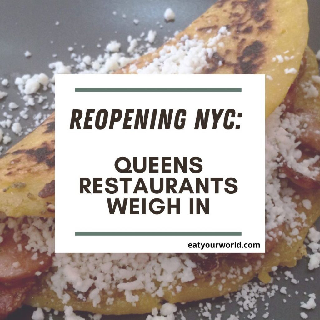 Queens restaurants weigh in on reopening NYC