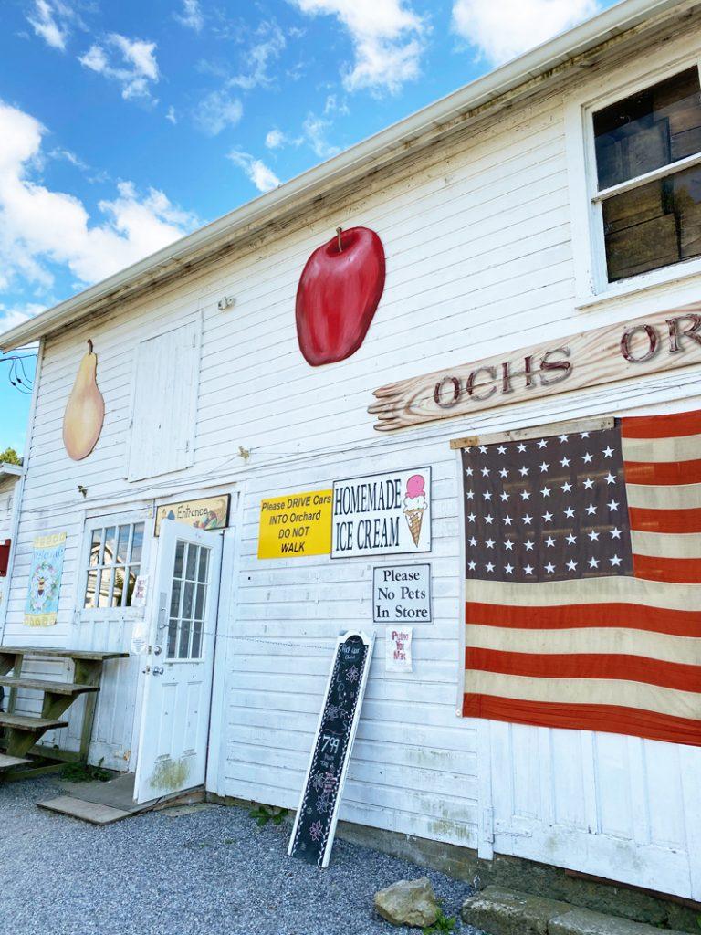 Ochs Orchard in Warwick, NY