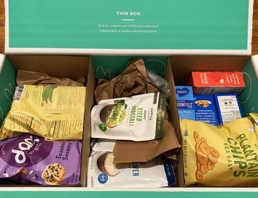 hrive Market food delivery box