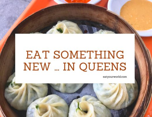 A recap of the Eat Something New in Queens challenge