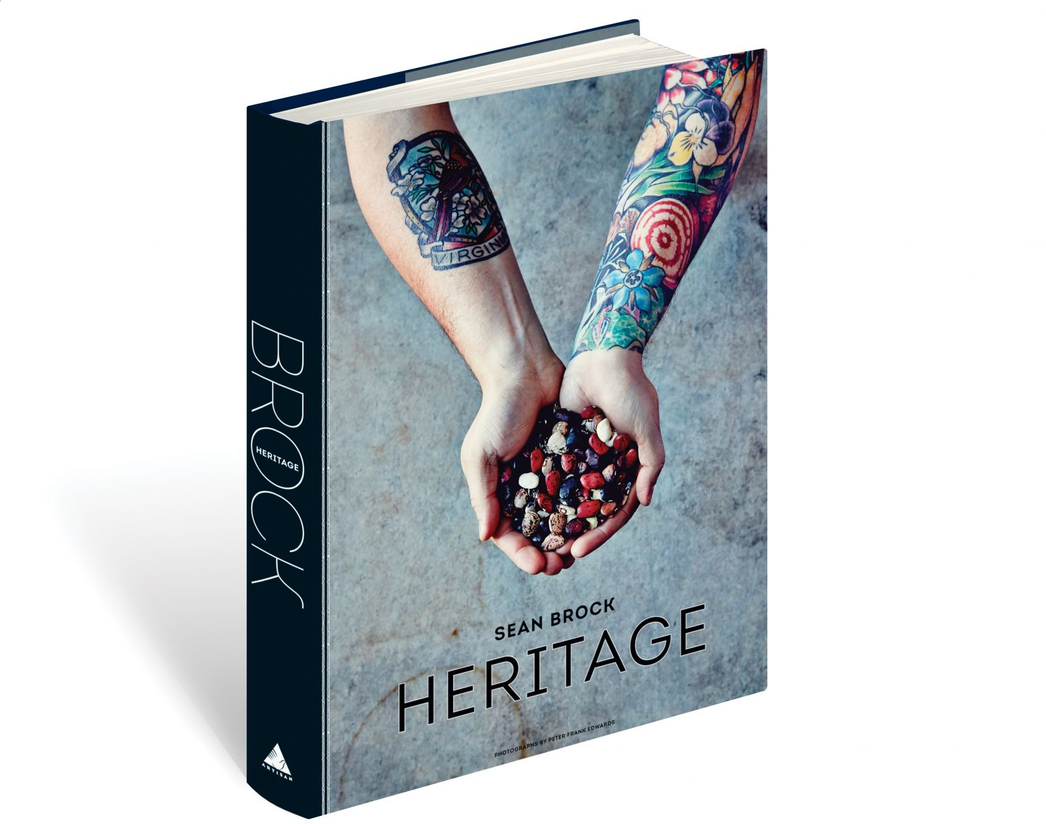 "Sean Brock's ""Heritage"" cookbook giveaway"