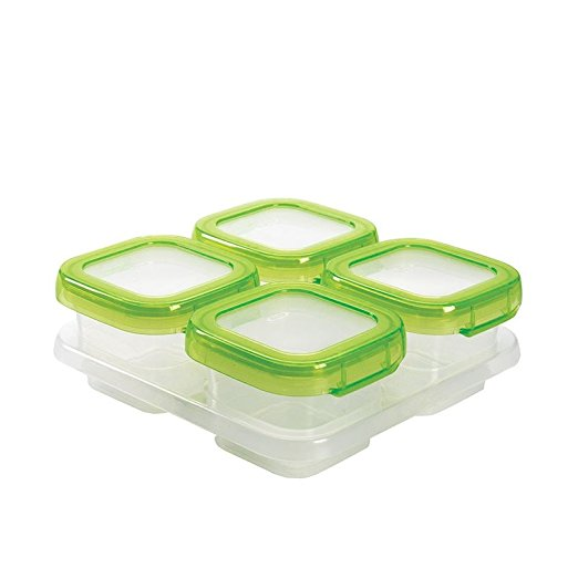 Oxo tot freezer storage containers, for traveling with kids