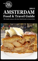 Amsterdam Food Guide on Kindle