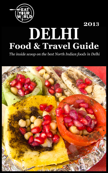 Delhi Food and Travel Guide on Amazon.com