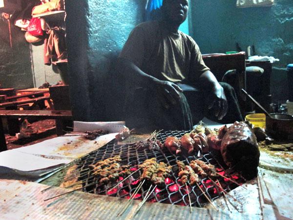 Dibiterie Haoussa in Dakar, Senegal