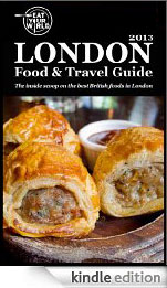 Kindle: London Food & Travel Guide