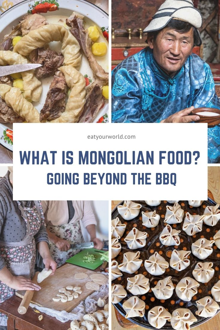 What is Mongolian cuisine? Here's how to go beyond the BBQ