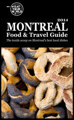 Montreal Food & Travel Guide on Amazon.com