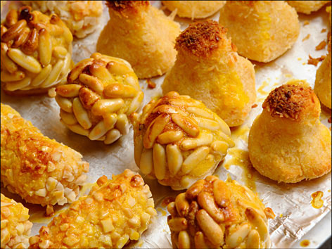 Panellets, a Catalan sweet