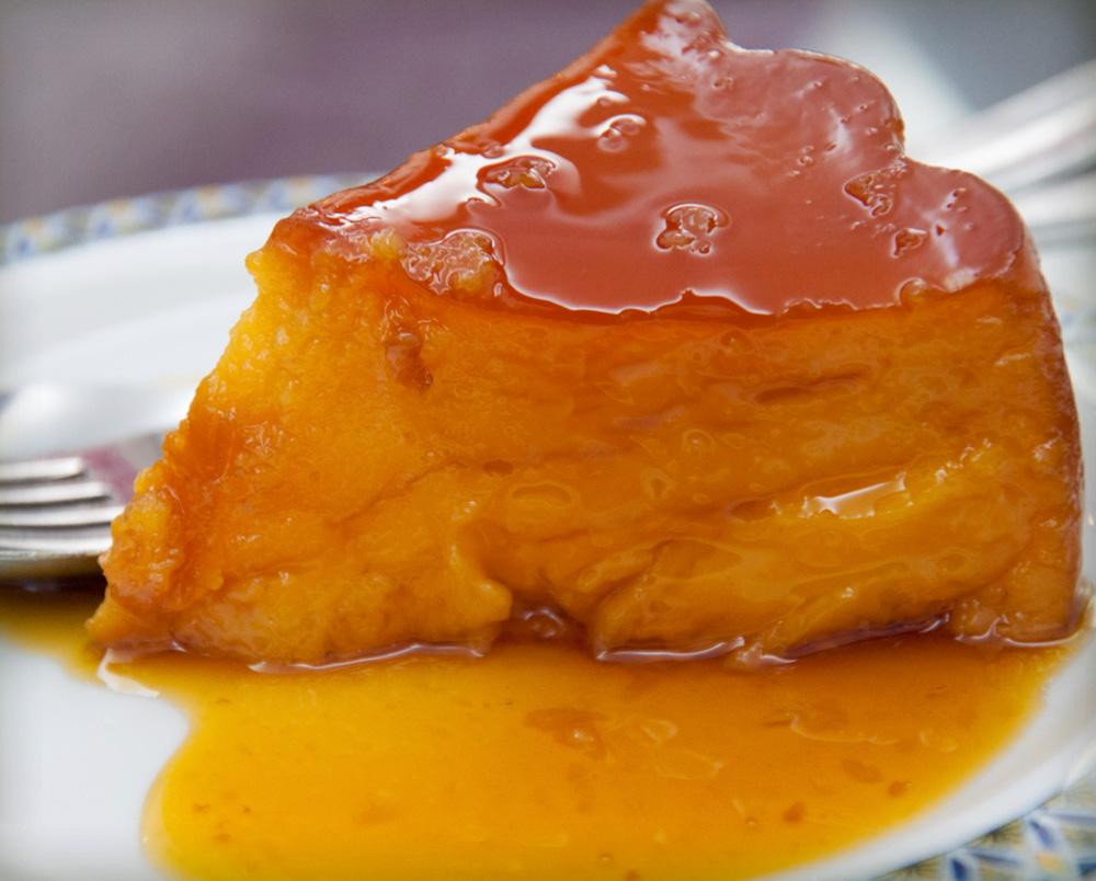 Pudim abade de priscos, a dessert from Portugal