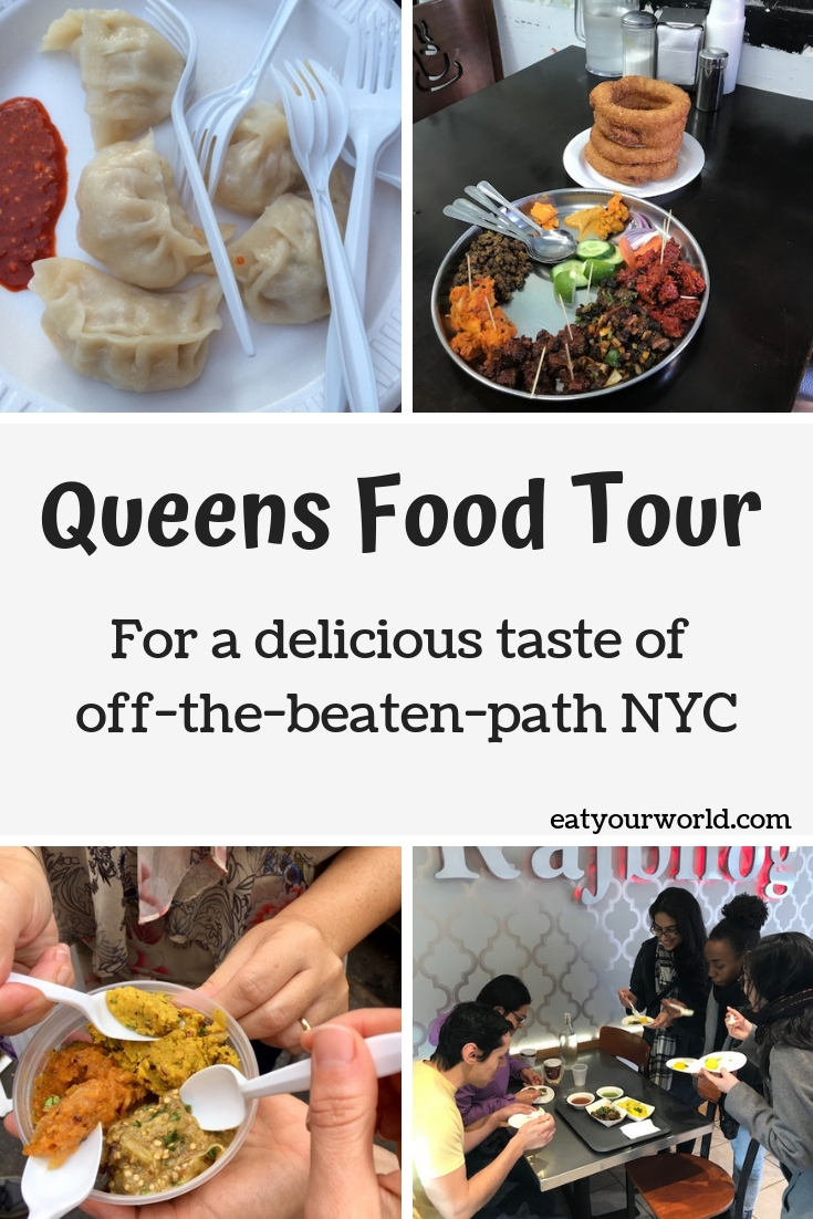 Want to get off the beaten path in NYC? Book this small-group food tour in delicious and diverse Jackson Heights, Queens!