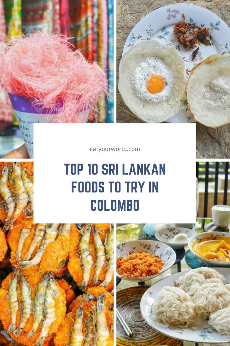 Top 10 Sri Lankan foods to try in Colombo, and where to find them