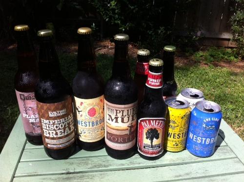 Beer in Charleston