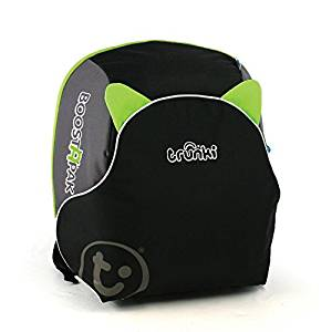 The Trunki boostapack, a backpack that turns into a booster seat