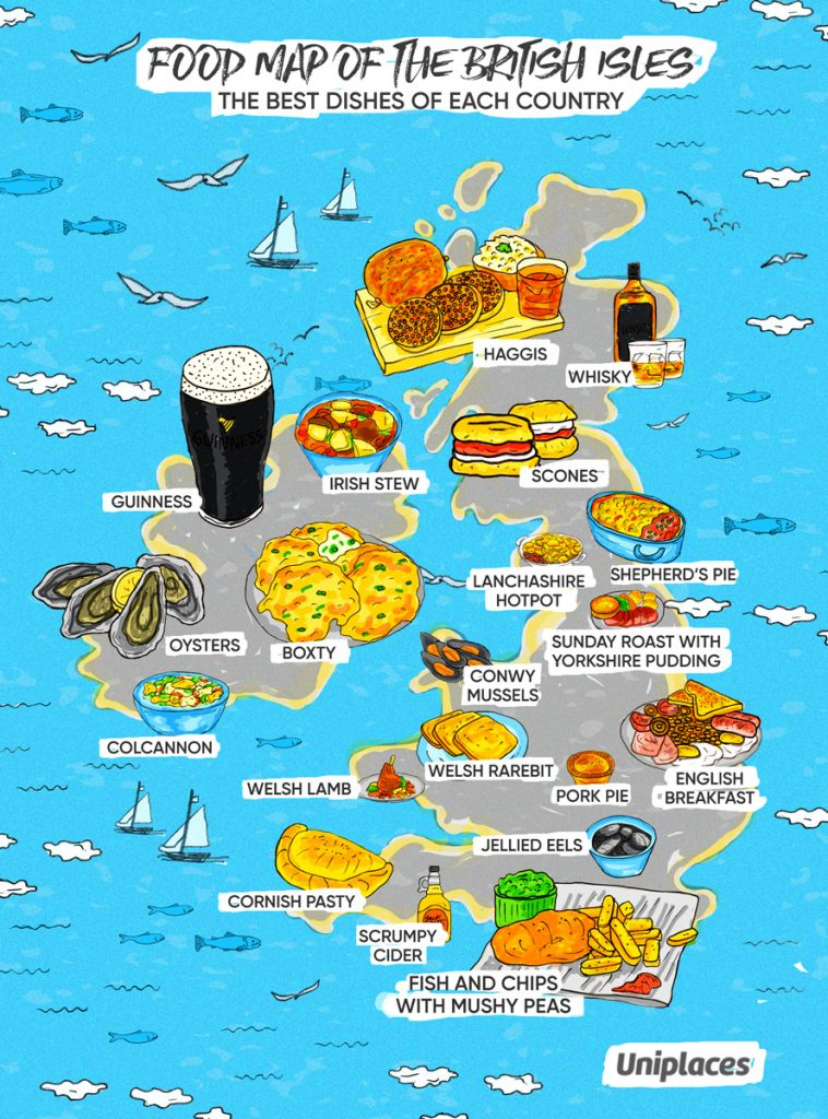 Best Food From French Speaking Countries