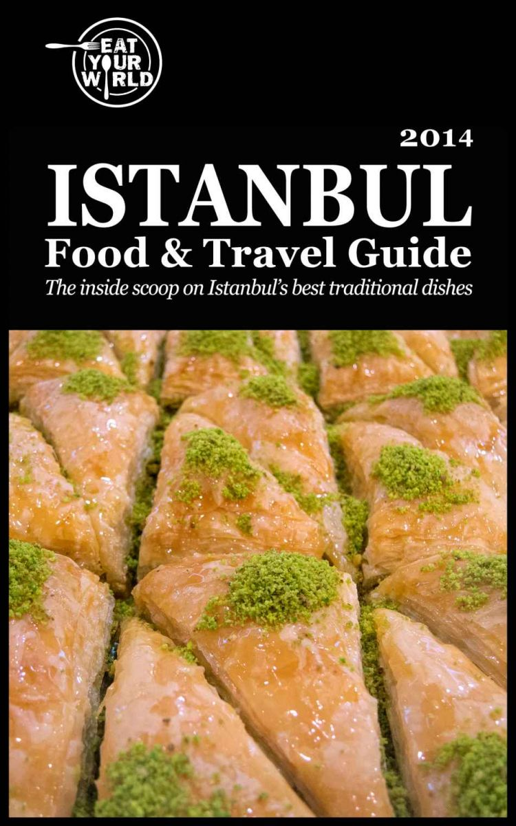 Istanbul Kindle cover for Amazon
