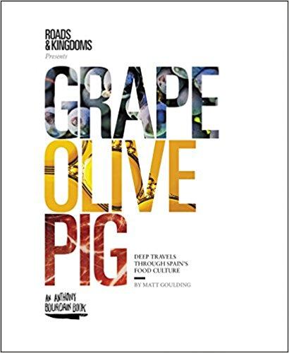 Grape Olive Pig book