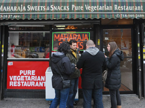 Jackson Heights food tour