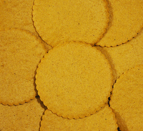 Moravian ginger cookies from Winston-Salem