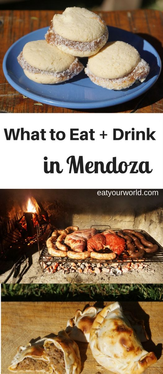 What to eat and drink in Mendoza, Argentina