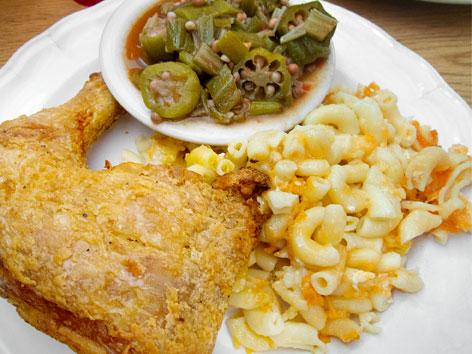 Henry S Soul Food Cafe Menu