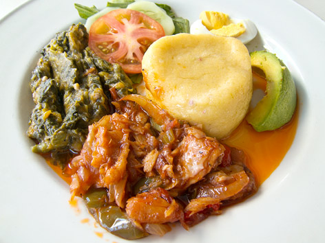 Antigua barbuda for Antiguan cuisine