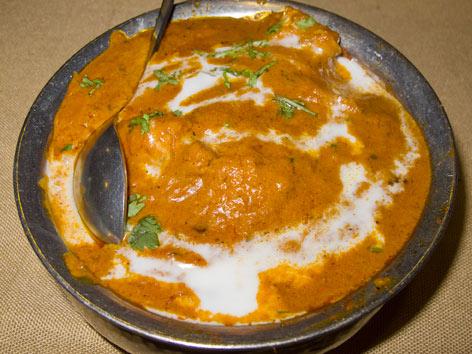 Butter Chicken - Delhi, India | Local Food Guide