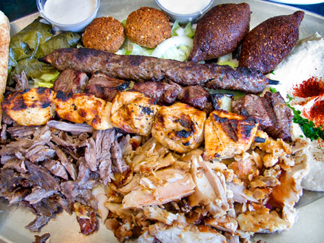 How To Eat Lebanese Food