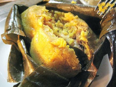 tamal bogota colombia local food guide