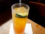 A Pimm's cup from Napoleon House in New Orleans.