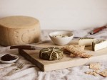 A selection of award-winning Tasmanian cheeses from Bruny Island Cheese Co. near Hobart, Tasmania