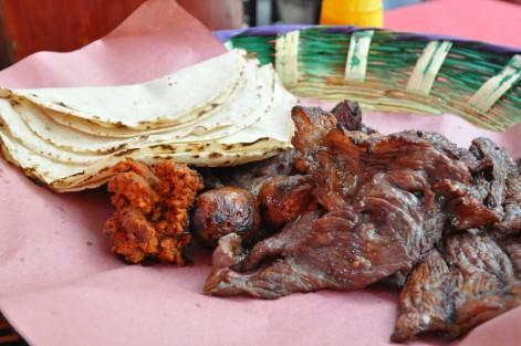 Tasajo Oaxaca Local Food Guide