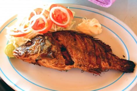 Pescado Frito Nicaragua Pescado Frito