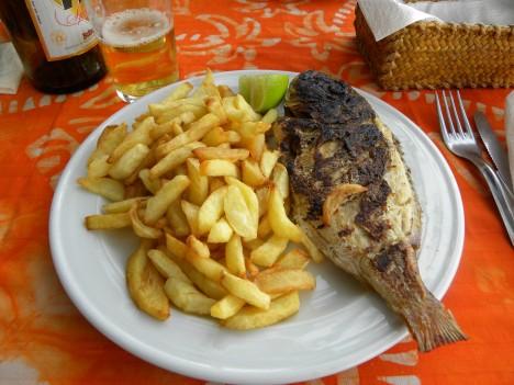 Thioff Dakar Senegal Local Food Guide
