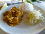 Seychellois fish kari (curry)