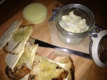 SMOKED GREAT LAKES TROUT RILLETTES