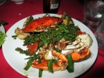 Kampot Pepper Crab